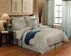 Austin Horn En' Vogue Glamour Spa 4-piece Luxury Comforter Set