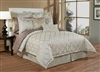 Austin Horn En' Vogue Glamour Quartz 3-piece Duvet Set