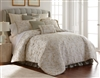 Austin Horn Classics Lexington 4-piece Luxury Comforter Set