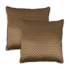 Sherry Kline Luxuriant 20-inch Decorative Pillows (Set of 2)