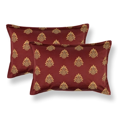 Sherry Kline Melbourne Boudoir Decorative Pillows (Set of 2)