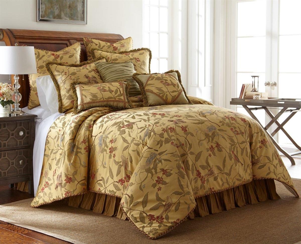 pyrenees cover duvet sz luxurious queen sweetgalas scenic colorfull print pcs bird