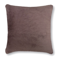 Olivia Quido Lush Blush Luxury Faux Fur 26-inch Pillow