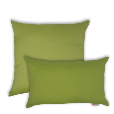 Olivia Quido Sunbrella Spectrum Kiwi Combo Outdoor Pillow 2-pack