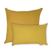 Olivia Quido Sunbrella Spectrum Daffodil Combo Outdoor Pillow 2-pack