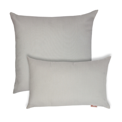 Olivia Quido Sunbrella Spectrum Eggshell Combo Outdoor Pillow 2-pack