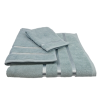 Oliva Quido Hotel Collection 3-Piece SEAFORM Towel Set