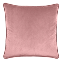 Olivia Quido Blush 24-inch Velvet Pillow