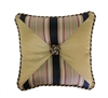 Austin Horn Classics Ravel 18-inch Fancy Square Pillow
