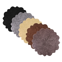 Sherry Kline Over Tufted Petals Bath Rug (Set of 2) - 32