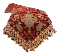 Sherry Kline China Art Red Table Runner