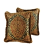 Sherry Kline Tangiers 20-inch Decorative Throw Pillows (Set of 2)