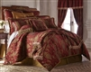 Sherry Kline China Art Red 6-piece Luxury Comforter Set