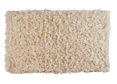 Sherry Kline Angelique Ecru 20 x 32 Bath Rug