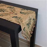 Sherry Kline Palms Table Runner
