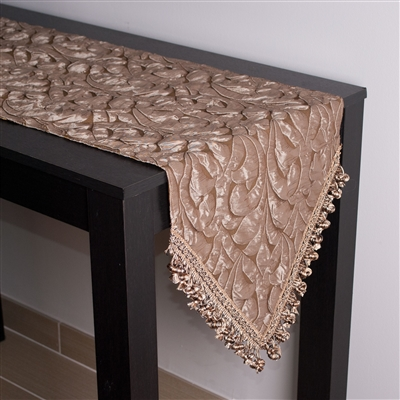 Sherry Kline Canyon Embossed Table Runner