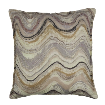 Sherry Kline Ipanema Waves 20-inch Decorative Outdoor Pillow