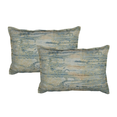 Sherry Kline Bondi Boudoir Decorative Outdoor Pillow (set of 2)