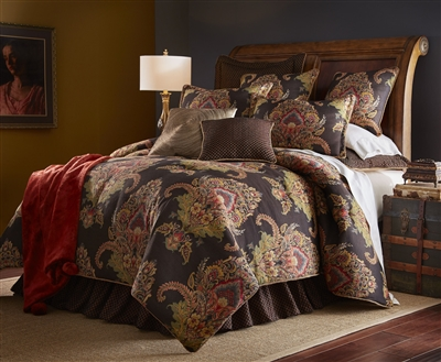 Sherry Kline Regal 3-piece Comforter Set