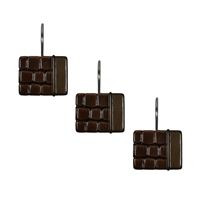Sherry Kline it's a Croc Shower Curtain Hooks (Set of 12)