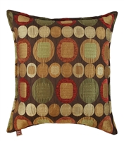 Sherry Kline Metro Spice 20-inch Pillow (Custom)