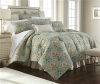 Sherry Kline Splendor Ocean 3-piece Comforter Set