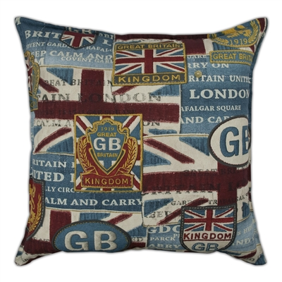 Sherry Kline Leicester 24-inch Printed Novelty Pillow