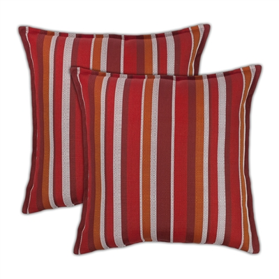 Sherry Kline Causeway 20-inch Outdoor Pillows (Set of 2)