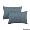 Sherry Kline Fairfield Boudoir Sequins Velvet Pillows (Set of 2)