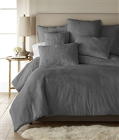 Sherry Kline Fury Tale DARK GREY 3-piece Comforter Set