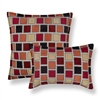 Sherry Kline Stonewall Red Combo Decorative Pillow