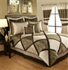 Sherry Kline True Safari Taupe Brown 3-piece Duvet Set