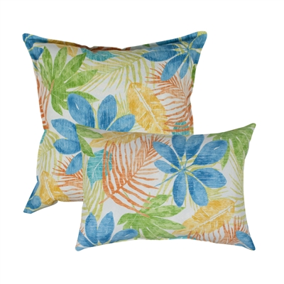 Thread and Weave Honolulu Combo Outdoor Pillow