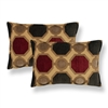 Sherry Kline Wellsburg Boudoir Decorative Pillows (Set of 2)