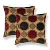 Sherry Kline Wellsburg 20-inch Decorative Throw Pillow (Set of 2)