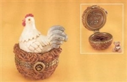 Henrietta's Roost With Nester McNibble - Treasure Box