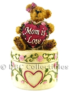 Mom Is Love - Keepsake Covered Box