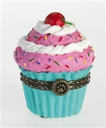 Nan Betty's Cupcake With Sweetie McBibble - Treasure Box