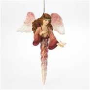 Noella...Guardian Angel Of Holiday Spirit Ornament