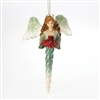 Gretta...Guardian Angel Of Holiday Wishes Ornament