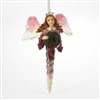 Mary...Guardian Angel Of Everlasting Life Ornament