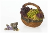Concorde's Grape Basket With Frenchie McNibble - Treasure Box