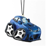 Speed Freaks by Enesco - Focussed RS Ornament