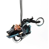 Speed Freaks by Enesco - Russell Bike Ornament