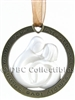 Sweetheart  Circle Plaque / Ornament