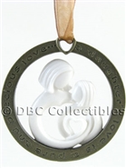Daughter Circle Plaque / Ornament