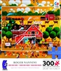 Roger Nannini Home Sweet Home - Apple Glen - 300 Piece Puzzle
