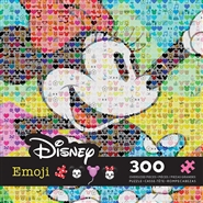Disney Emoji - Minnie Jigsaw Puzzle