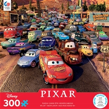 Disney Pixar - Cars - 300 Oversized Piece Puzzle