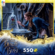 Disney Beauty and the Beast - The Rose - 550 Piece Puzzle
